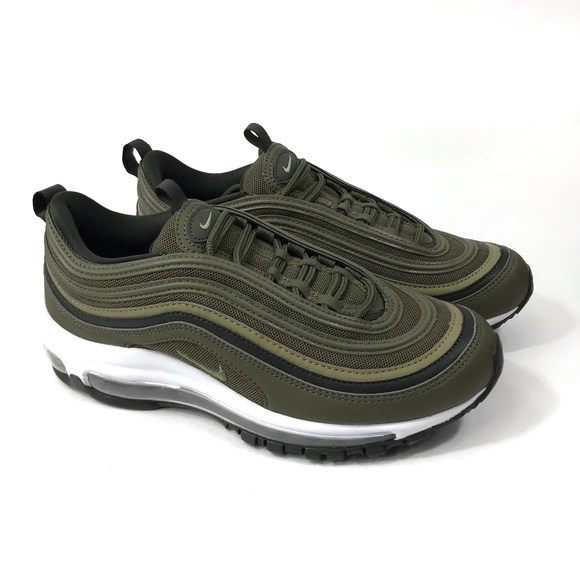 [Nike] Air Max 97 Olive Green Women's Size 8 NWT